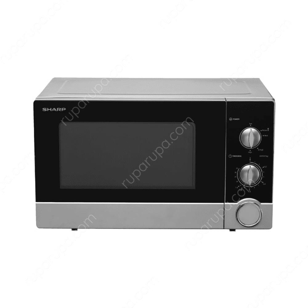 Microwave  untuk menghangatkan makanan