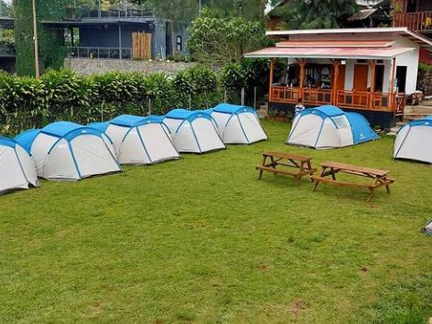 tempat camping situ cileunca