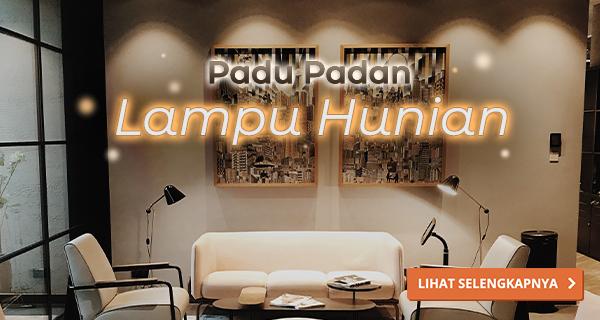 Promo lampu Ruparupa