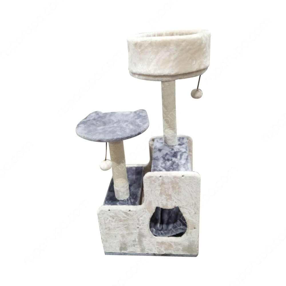 Mainan kucing tower