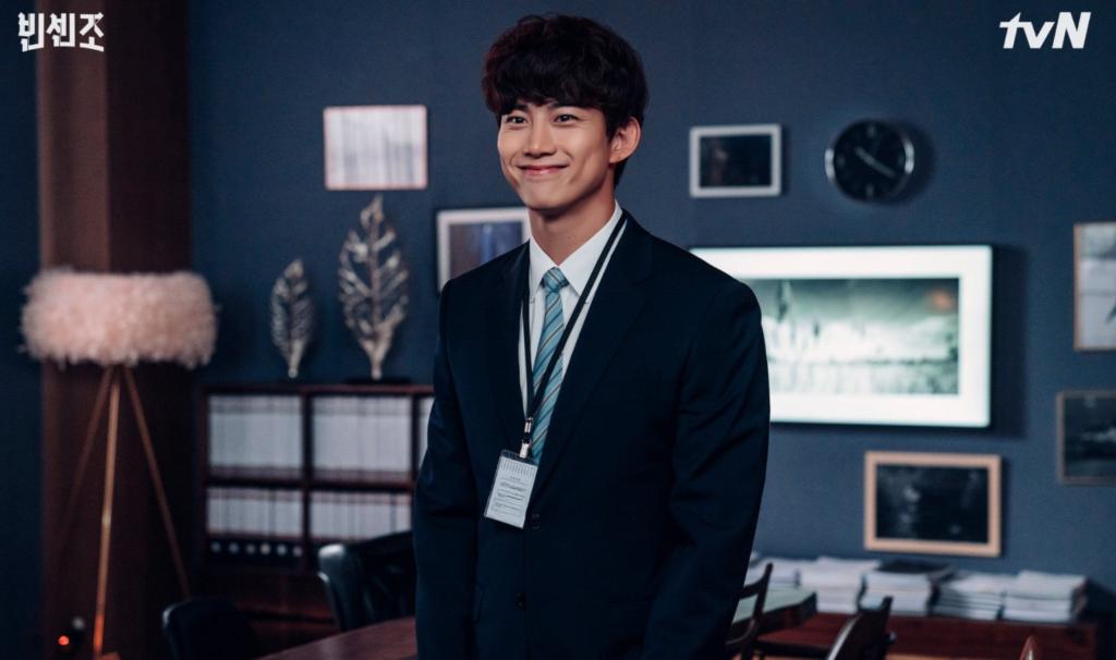 Jang Joon-woo – Vincenzo