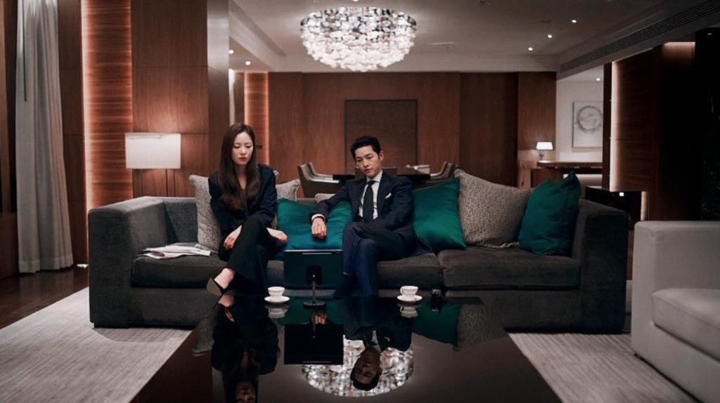 desain kamar minimalis  Hong Cha-young – Vincenzo