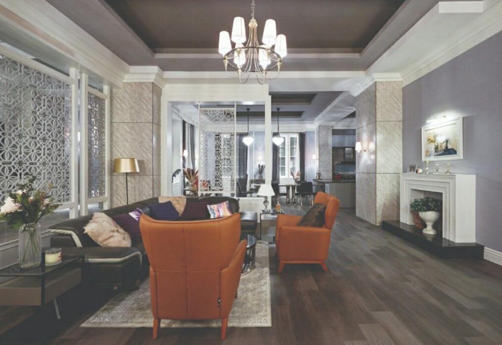 desain kamar minimalis  Hwang Woo Joo – Sky Castle