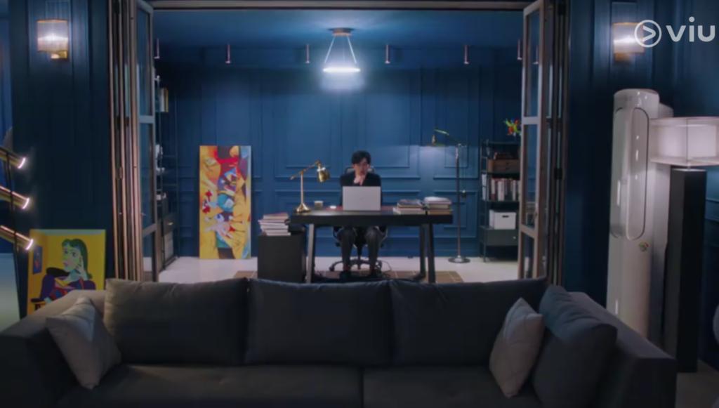 desain kamar minimalis  Ryan gold- Her Private Life