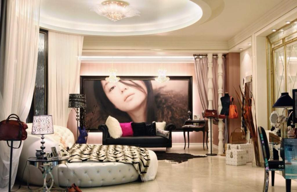 Cheo Song-Yi's bedroom