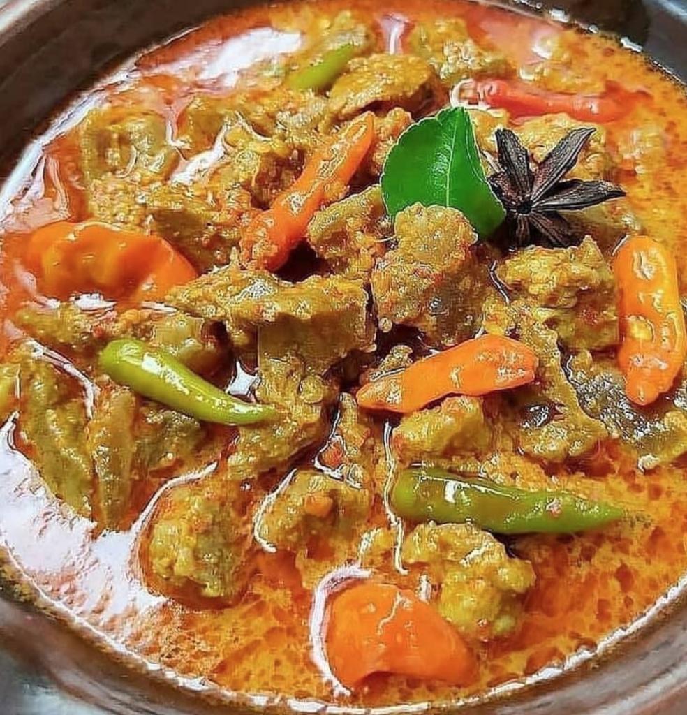 Resep masakan Gulai cincang