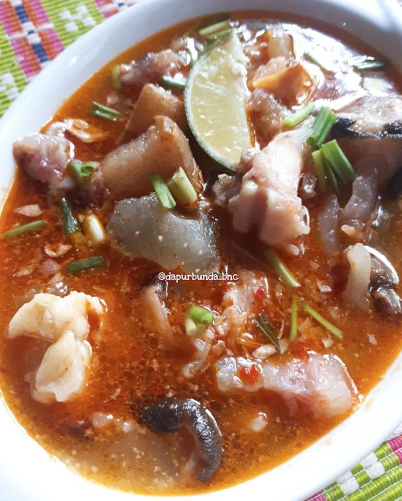 Resep Sop Kaki Surabaya