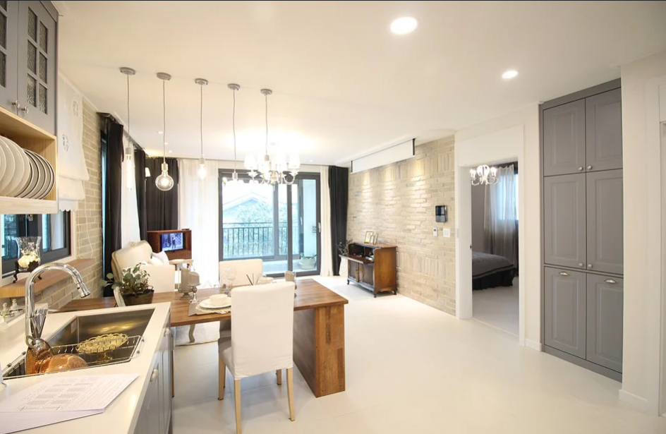 apartemen ala korea