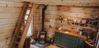 interior kayu