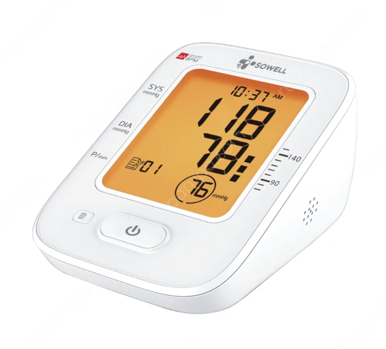 monitor pengukur tekanan darah