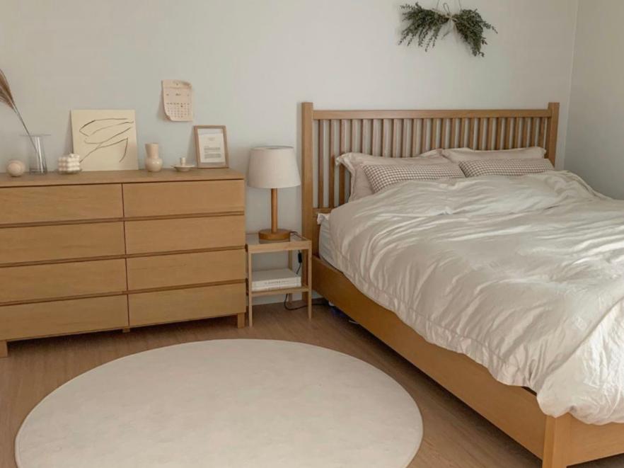 soft carpet for korean bedroom