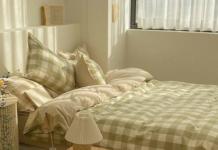 korean bed