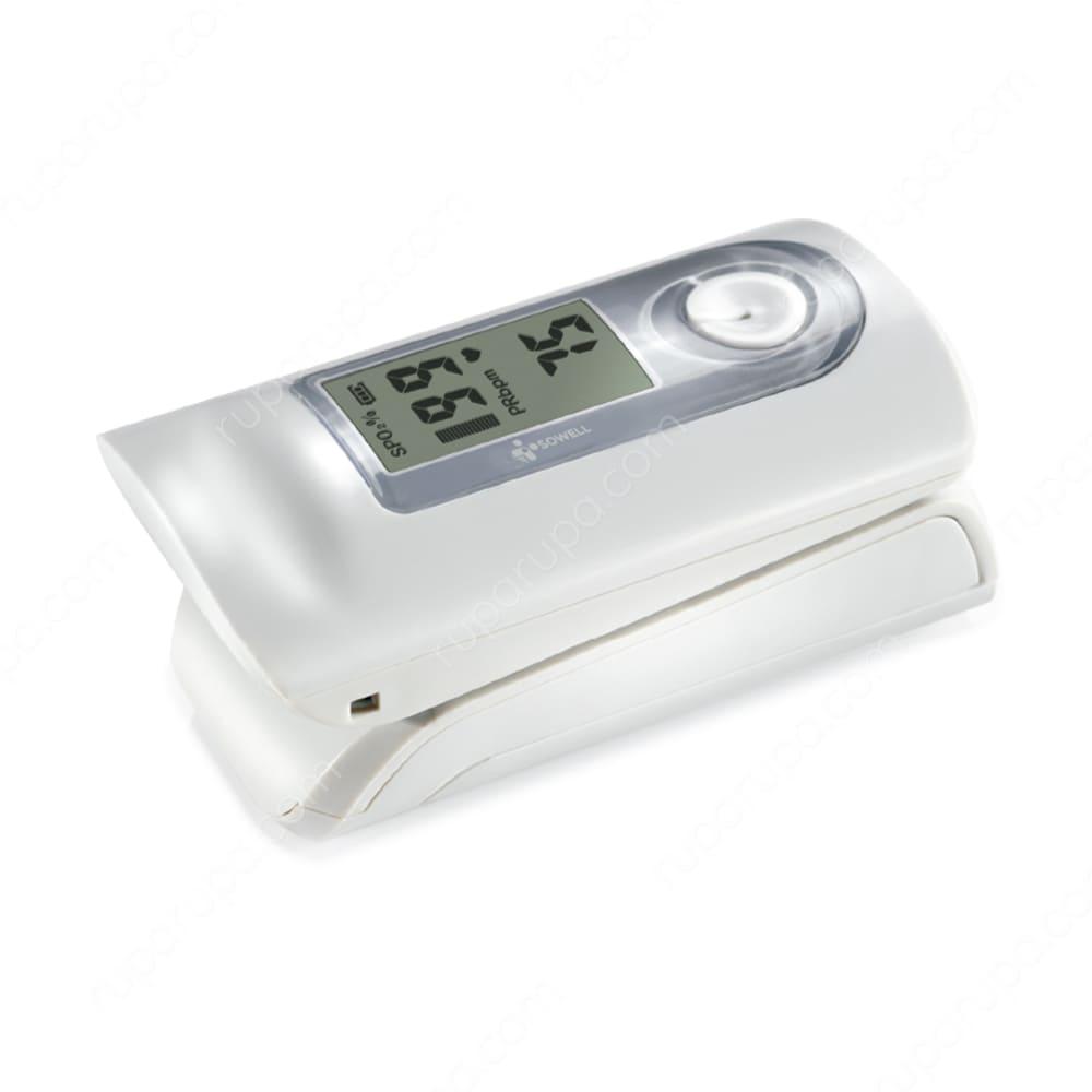 cara membaca oximeter