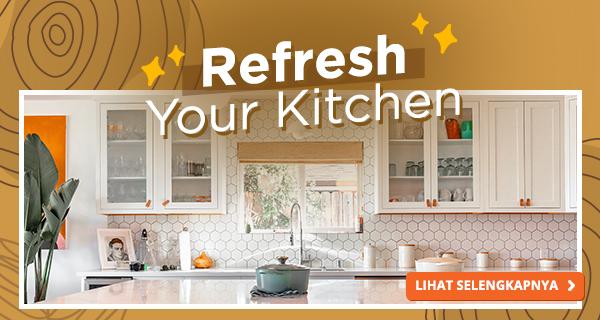Refresh your kitchen