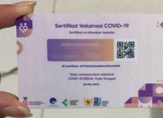 cara mengecek sertifikat vaksin covid