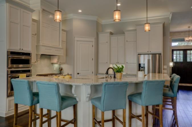 warna dapur kecil