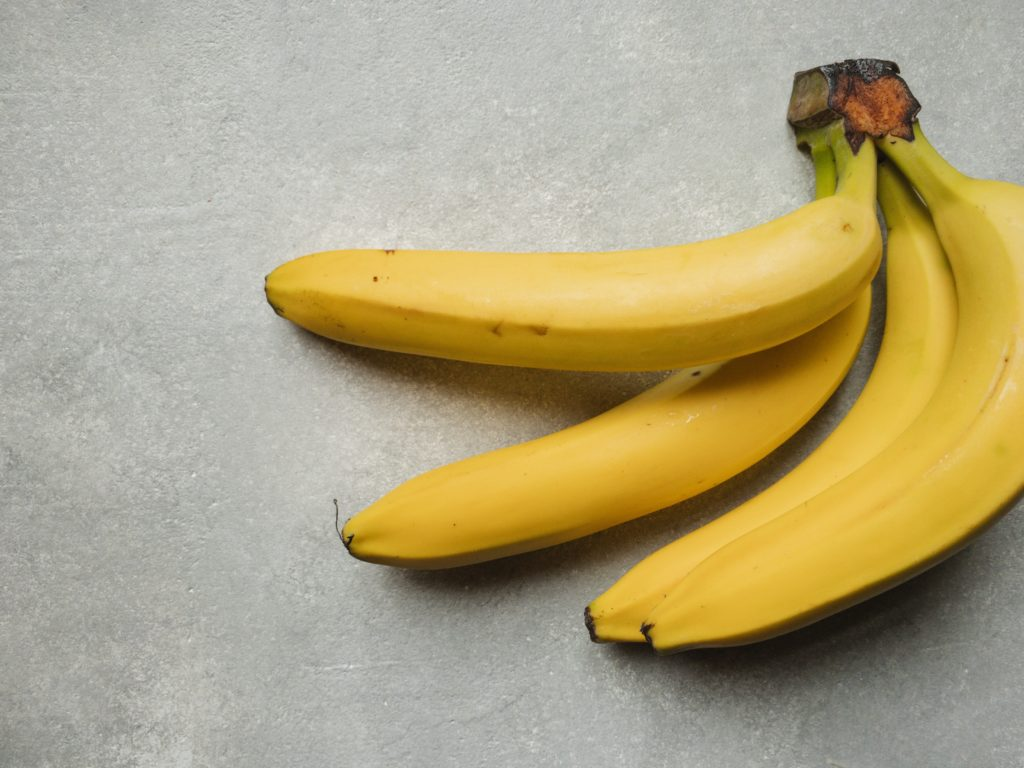 Bananas are a source of vitamin D