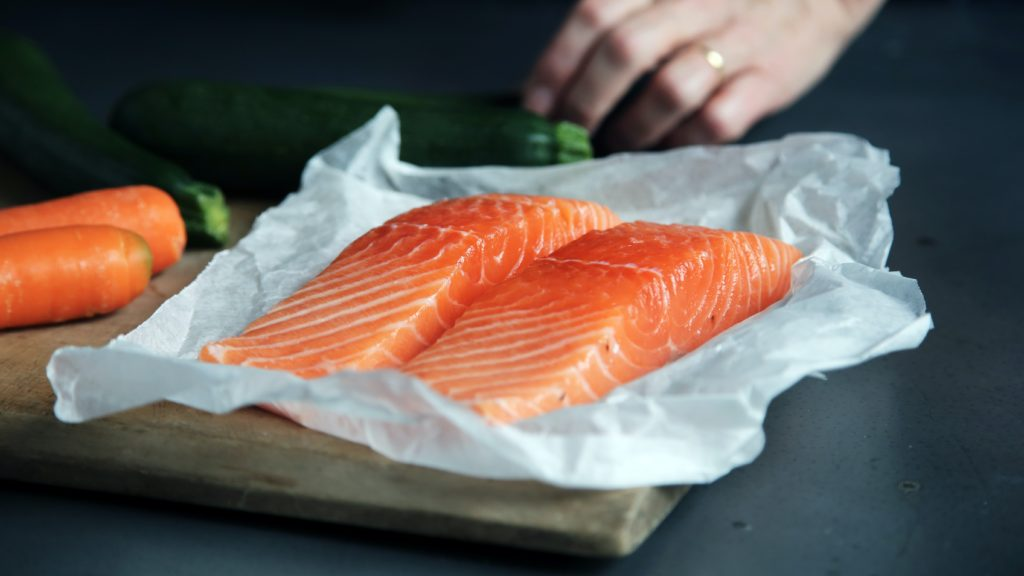 food sources of vitamin d salmon