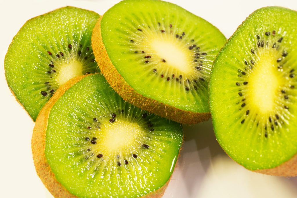 Kiwi fruit is a source of vitamin D