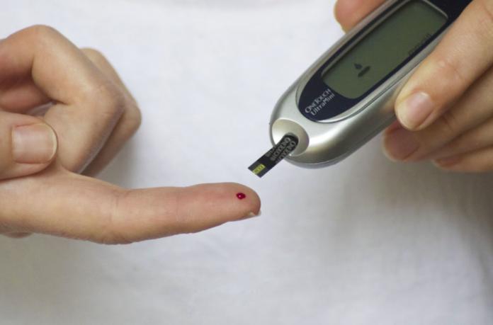 tes gula darah