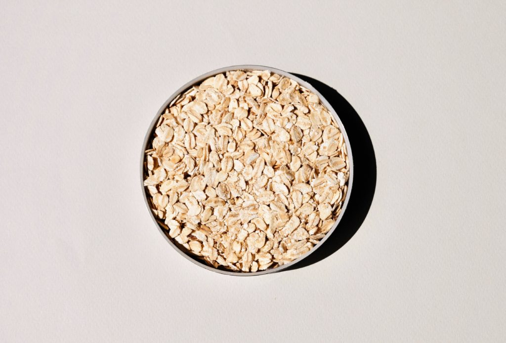 source of vitamin d from food Oatmeal