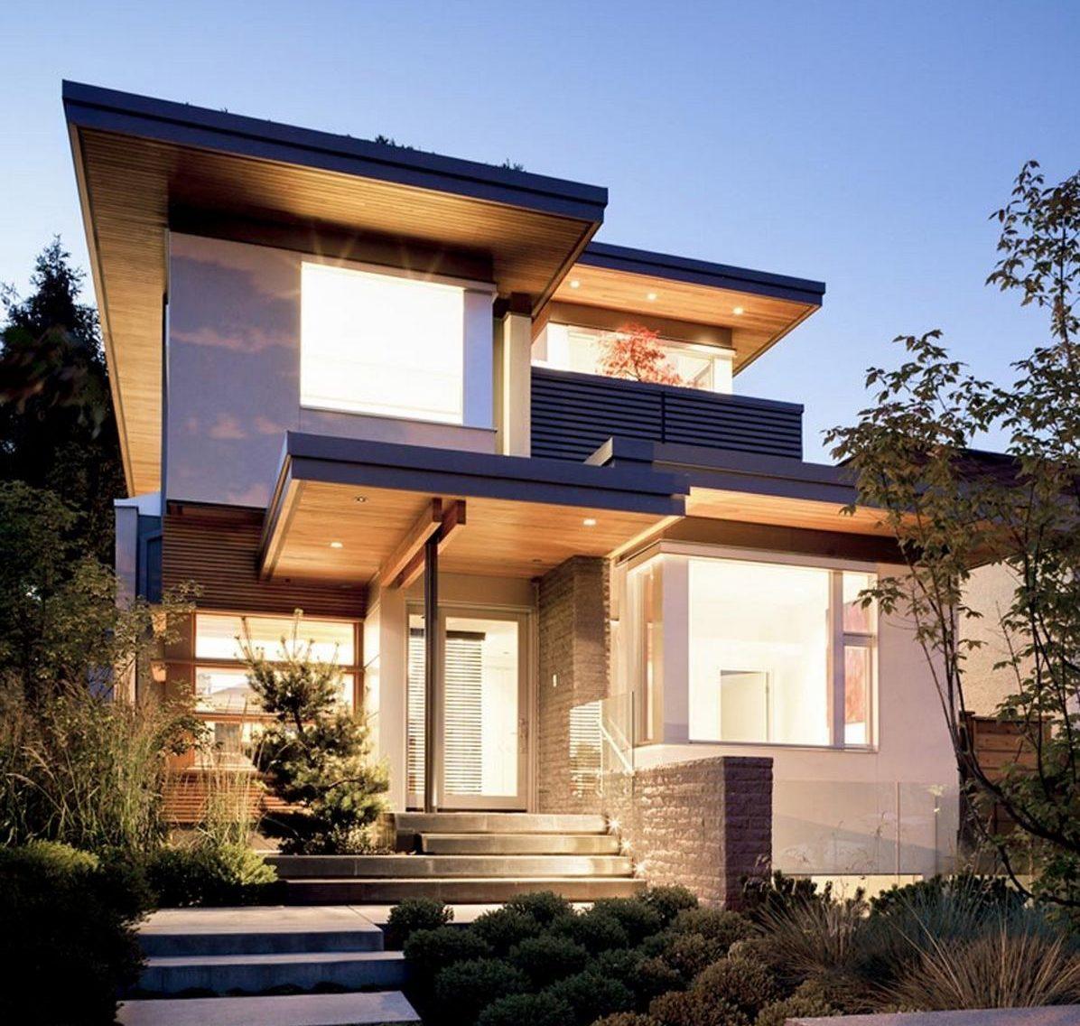 desain rumah minimalis 2 tingkat