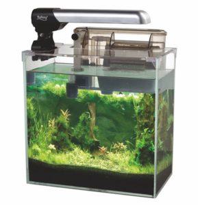 Haiyang 26 Ltr Akuarium Dengan Filter dan Lampu