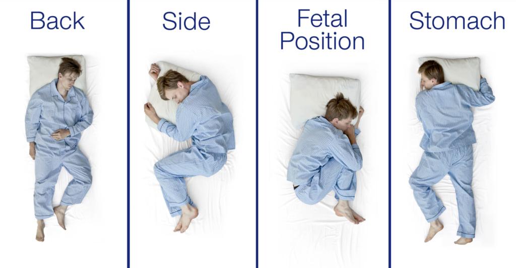Tips Memilih Kasur yang tepat untuk posisi tidur