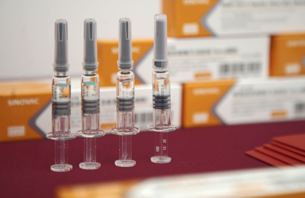 vaksin sinovac