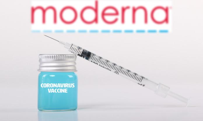 efek samping vaksin moderna