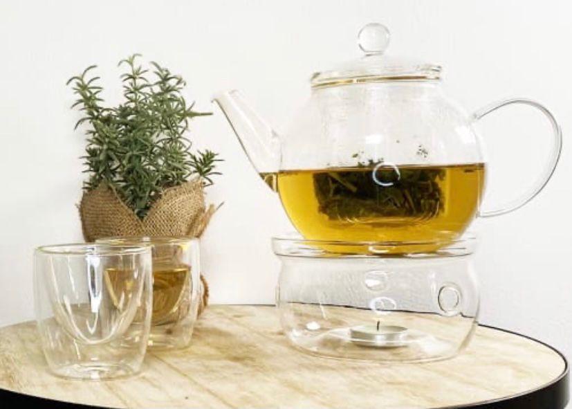 Tea Culture 800 Ml Teko Teh Dengan Infuser