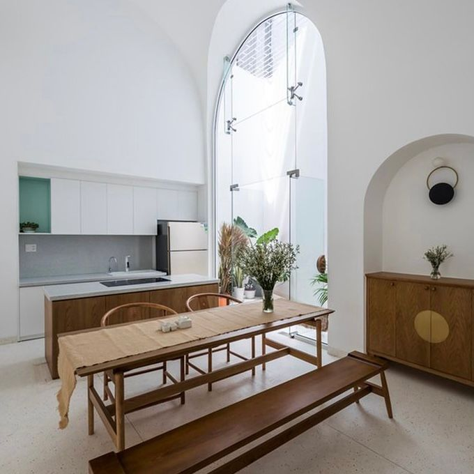 Dapur dan ruang makan ala jepang