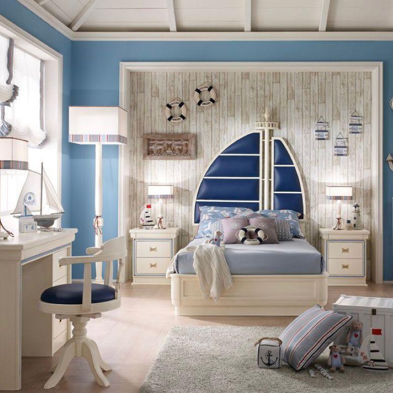 kamar anak tema pelaut