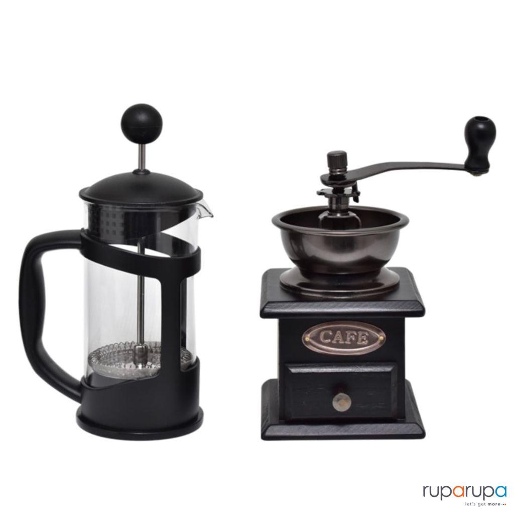 coffee set sebagai ide kado natal