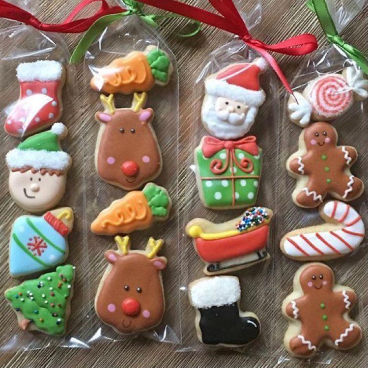 cookies atau kue kering natal