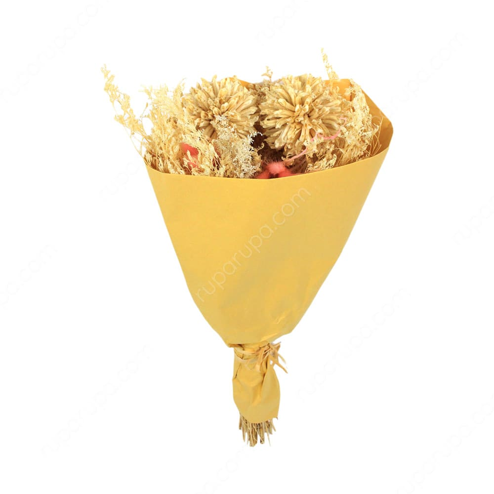 buket bunga kering