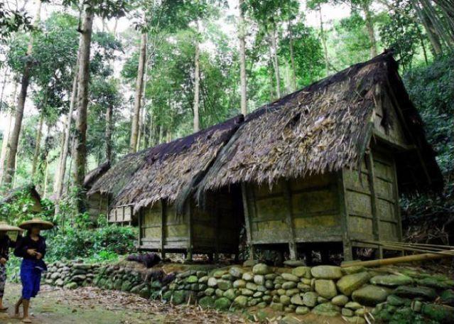 Banten - Rumah Baduy