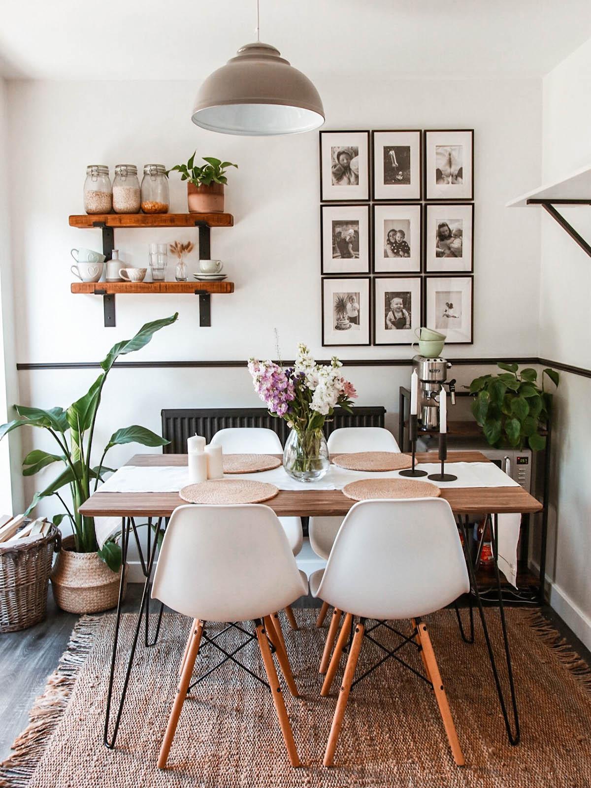 ruang makan multifungsi