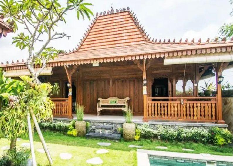 Jawa Tengah - Rumah Joglo