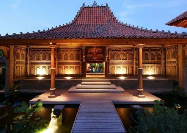 Jawa Timur - Rumah Joglo