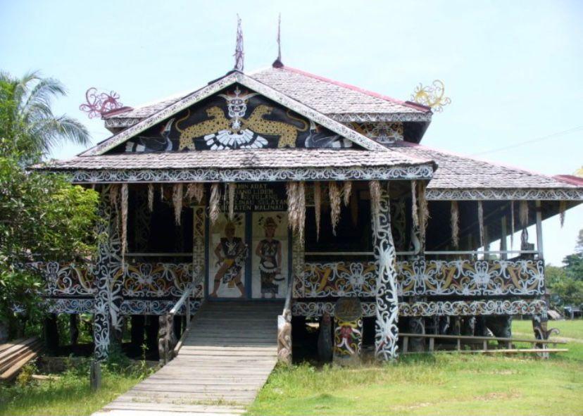 Kalimantan Timur - Rumah Lamin