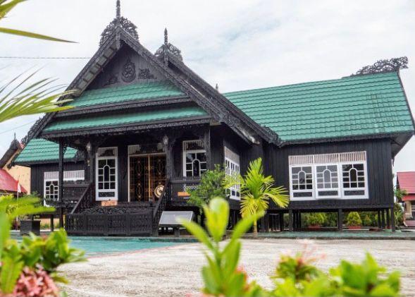 Kalimantan Utara - Rumah Baloy