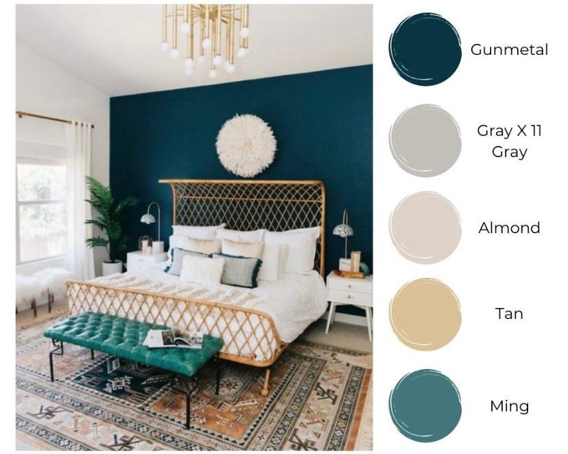Kamar klasik dan elegan