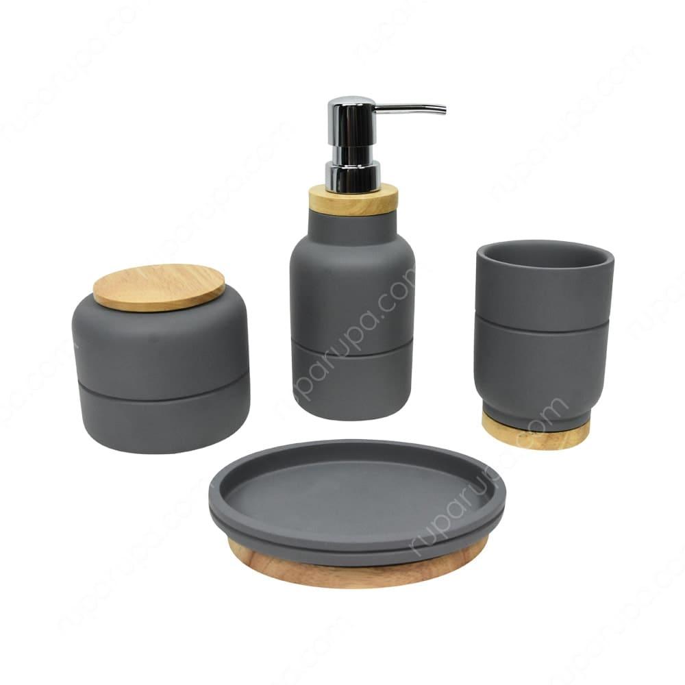 Perlengkapan kamar mandi modern
