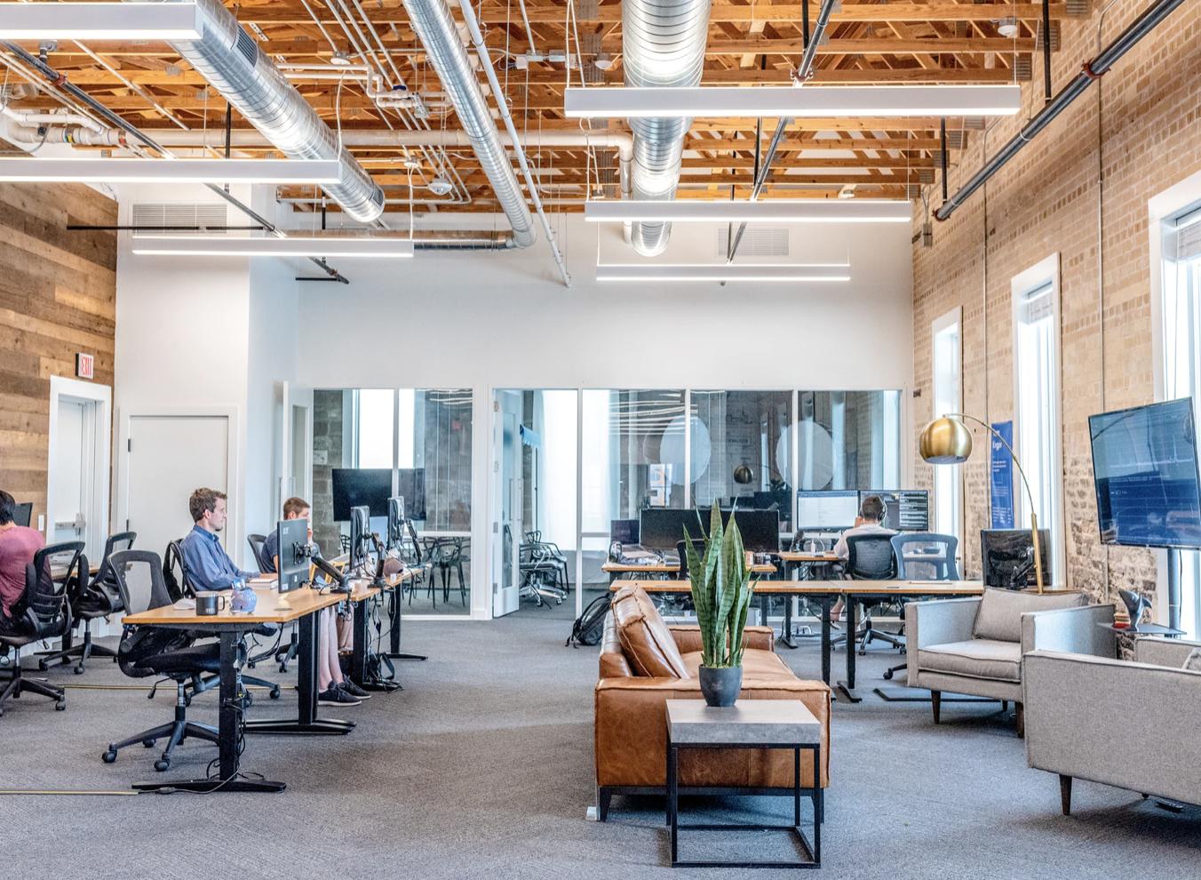 Tips menata ruang kantor yang produktif