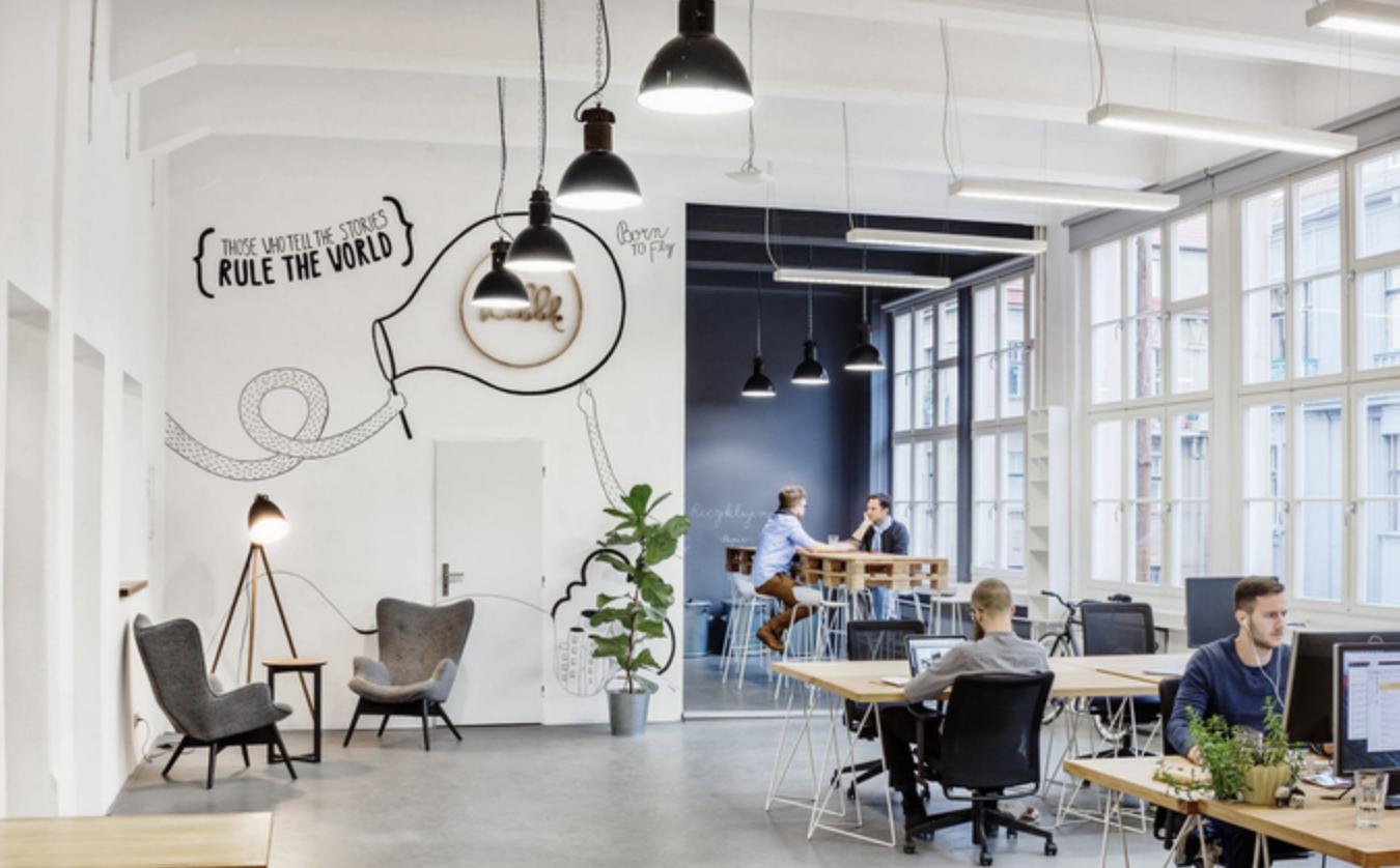 Tips menata ruang kantor dengan pencahayaan