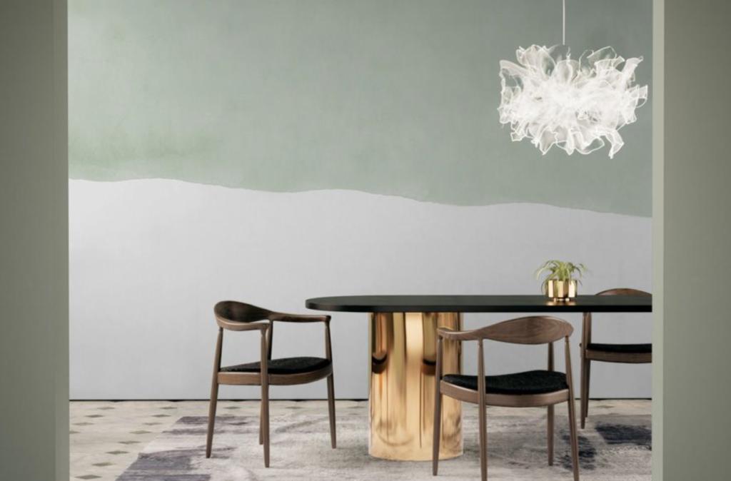 wallpaper ruang makan