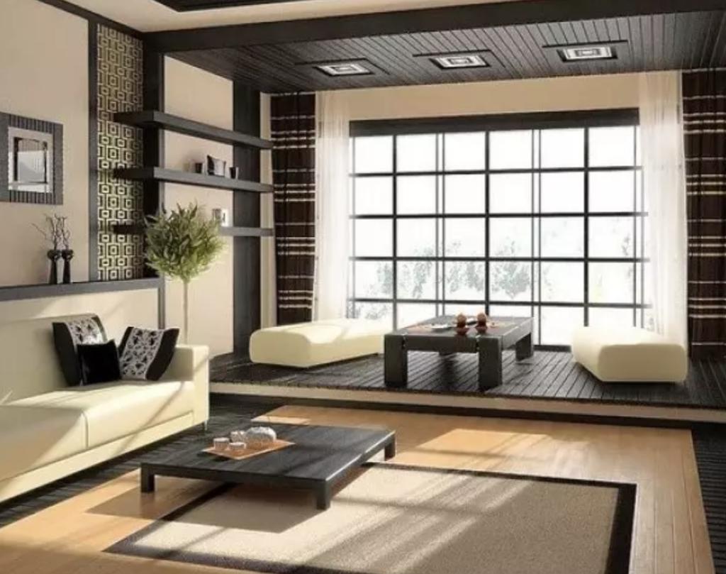 Desain ruang makan lesehan