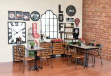 warna cat dapur dan ruang makan