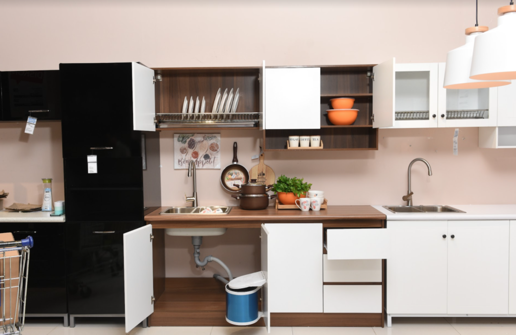 warna cat untuk dapur dan ruang makan